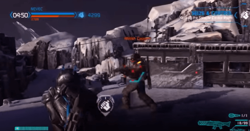 Lost Planet 3 game progresses Review 3