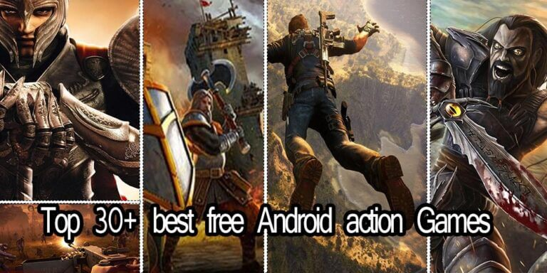 Top-30-best-free-Android-action-Games