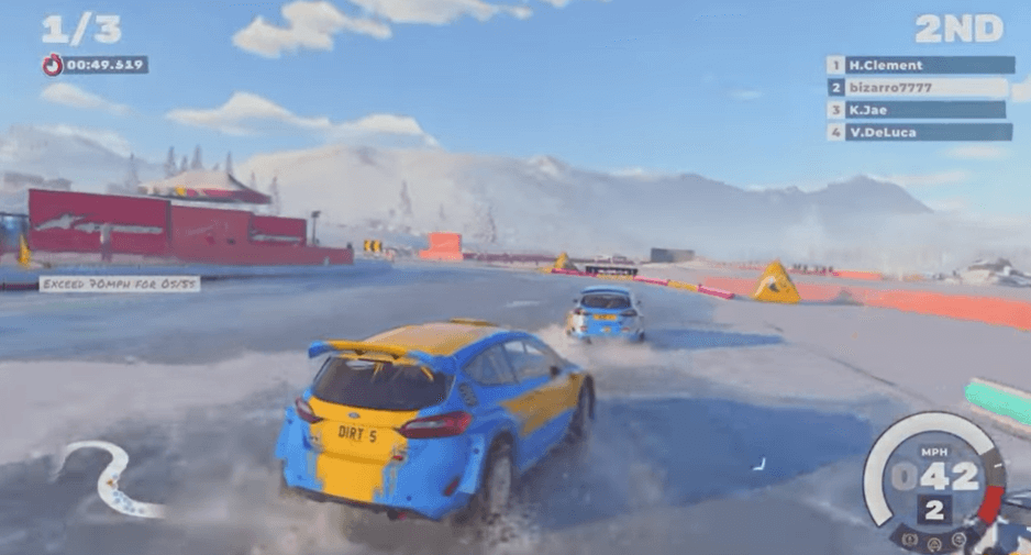 Dirt 5 Driving Games Review Explanation