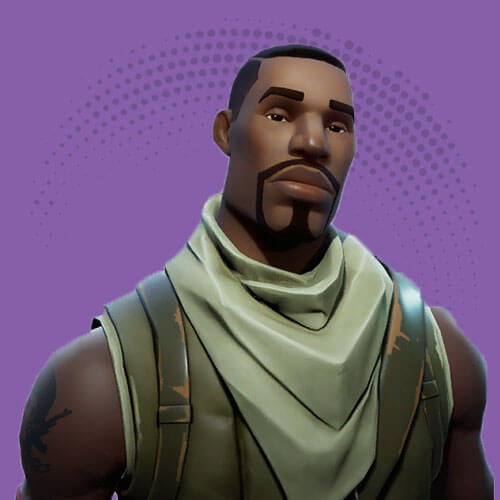 black default skin black fortnite default fortnite default skin names